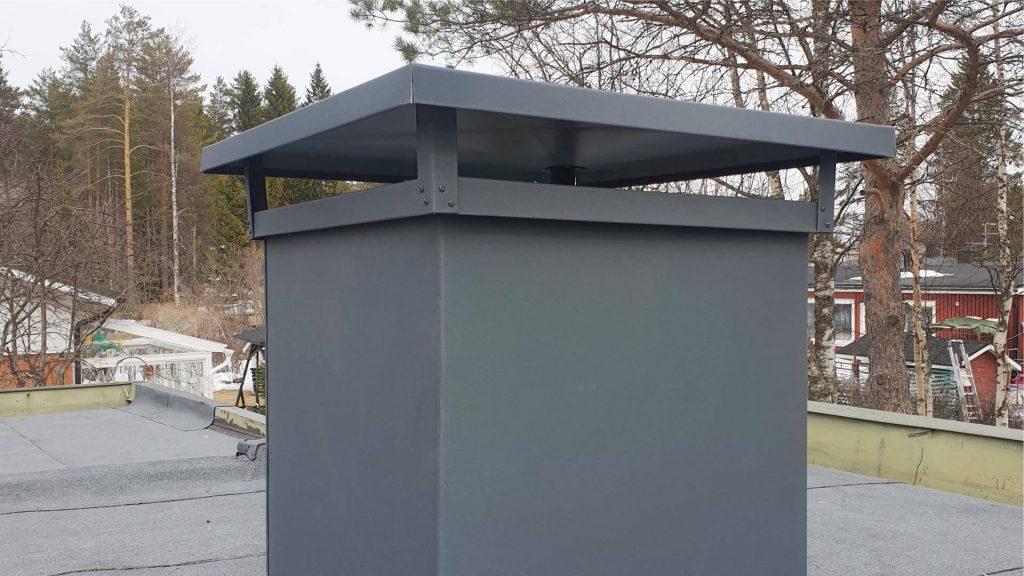 Suomen Katto- ja Rakennuspalvelu Oy - Peltisepäntyöt